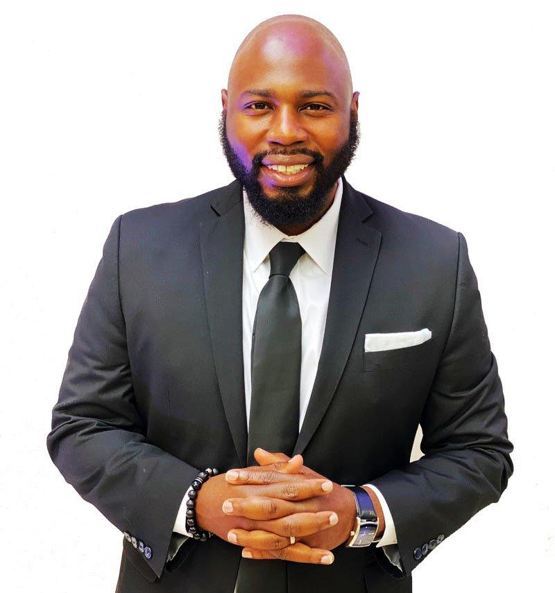 Pastor Darrius Harris