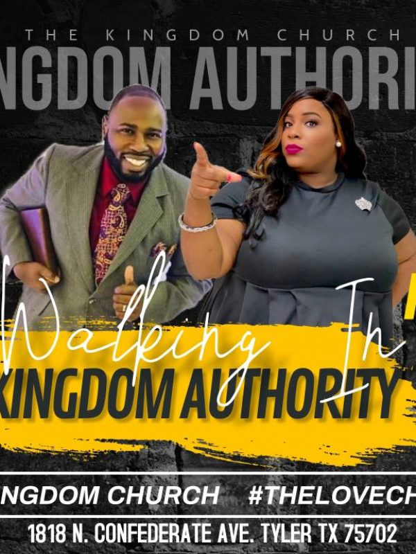 New Series Kingdom Authority